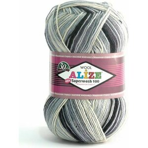 Alize Superwash raidalliset